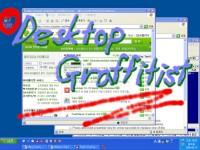 Desktop Graffitist (by MSN.CO.KR)