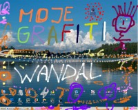 Moje Graffiti Wandal (by PROGRAMY.WEBI.PL)